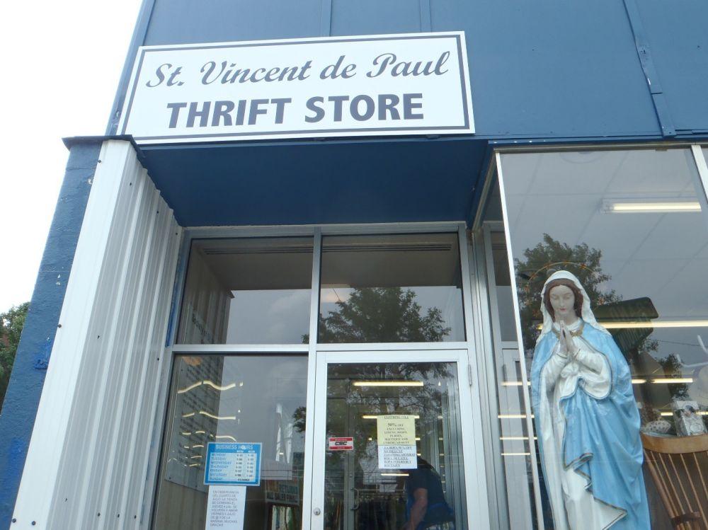 Fort Wayne Mall >> Thrift Store | Fort Wayne Thrift store & Catholic Servant Leadership | Society of St. Vincent de ...